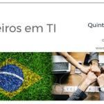 Brasileiros em ICT – Gold Coast 2nd MeetUP